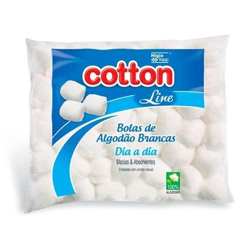 Algodão Dia a Dia em bolas Cotton Line 50g