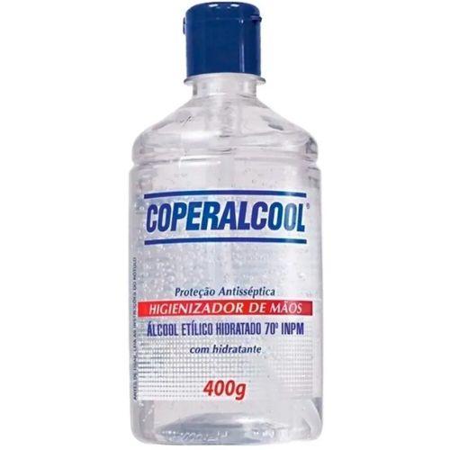 Álcool Gel Higienizador de Mãos Coperalcool 400Ml