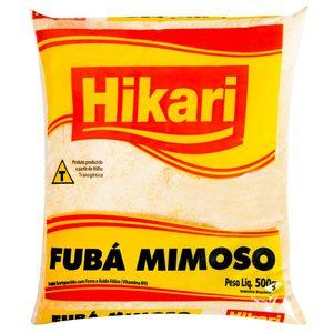 Fubá Mimoso Hikari 500G