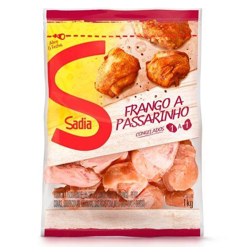 Frango À Passarinho Congelado Sadia 1Kg