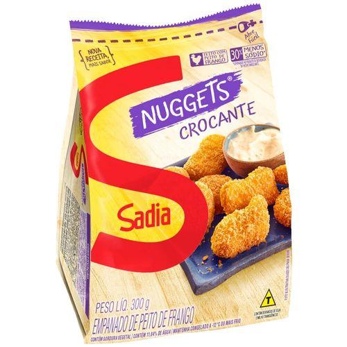 Nuggets de Frango Crocante Sadia 300G