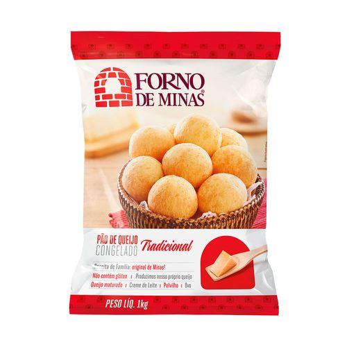 Pão de Queijo Forno Minas 1Kg