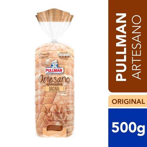 Pão de Forma Artesano Original Pullman 500G