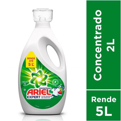 Lava Roupa Líquido Concentrado Ariel 2L