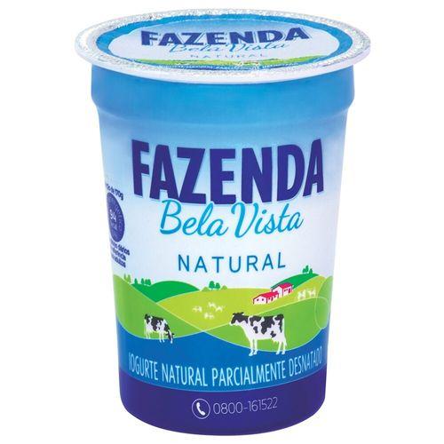 Iogurte Natural Bela Vista 170g