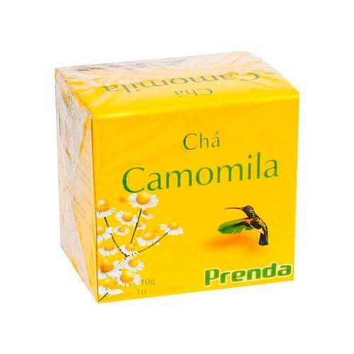 Chá de Camomila Prenda  10G - 10 Unidades