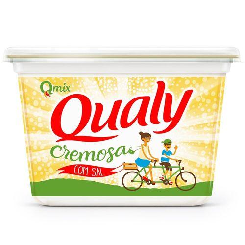 Margarina Com Sal Qualy 500G