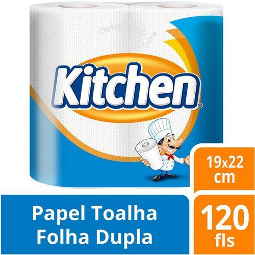Toalha de Papel Kitchen - 2 Unidades