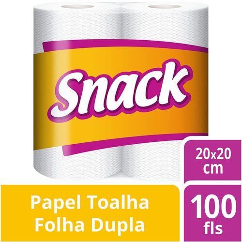 Toalha de Papel Snack - 2 Unidades