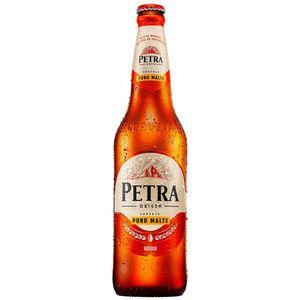 Cerveja Puro Malte Petra Garrafa 600ml