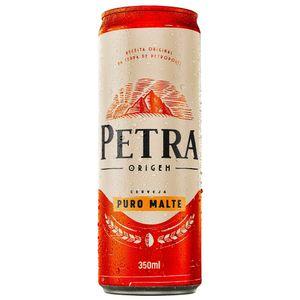 Cerveja Puro Malte Petra Lata 350Ml