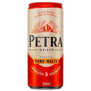 Cerveja Puro Malte Petra Lata 269Ml