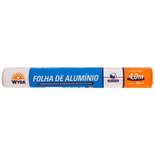 Papel Alumínio Wyda 30X4
