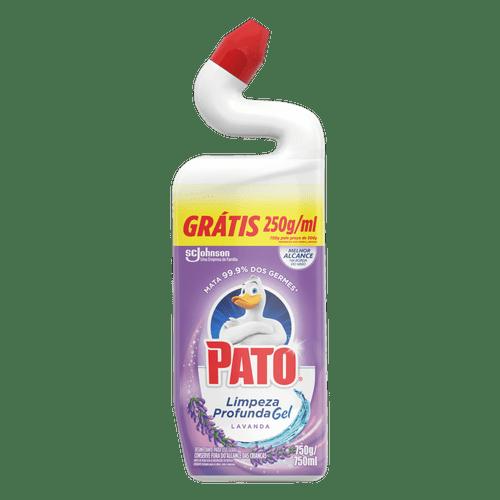 Limpador Sanitário Pato Germinex 750Ml Lavanda