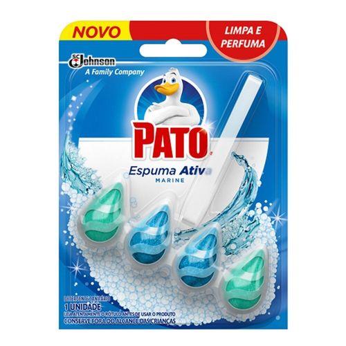 Limpador Sanitário Espuma Ativa Marine Pato 48G