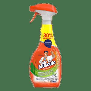Limpador Cozinha Mr. Músculo 500Ml 30% de Desconto Limão