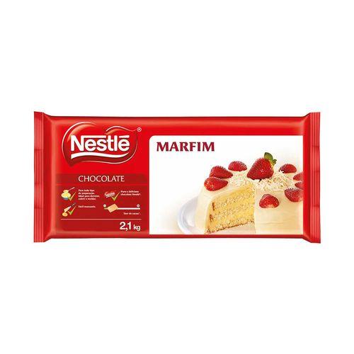 Cobertura Chocolate Marfim Nestlé 2,1Kg