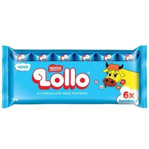 Chocolate Lollo Nestlé 114G