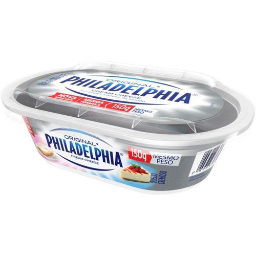 Queijo Cream Cheese Original Philadelphia 150G