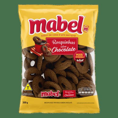 Rosquinha de Chocolate Mabel 350G