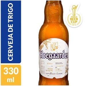 Cerveja Belga Hoegaarden Wit Long Neck 330Ml