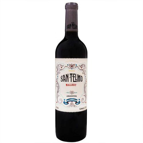 Vinho Argentino Malbec San Telmo 750Ml
