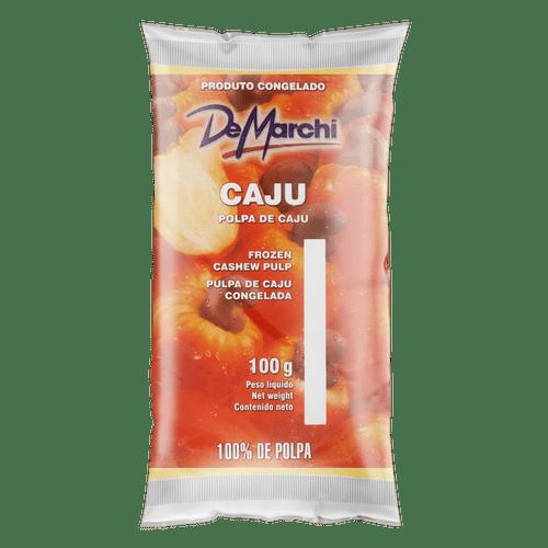 Polpa de Fruta Caju de Marchi 100G