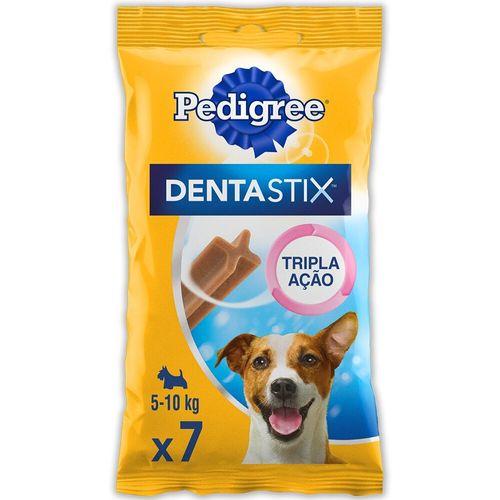 Petisco Pedigree Dentastix Raças Pequenas - 7 Unidades 110G