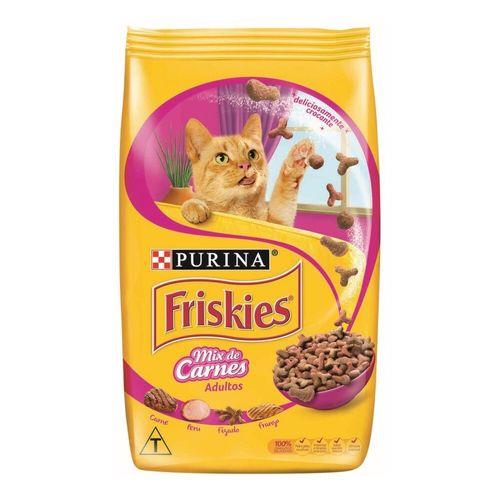 Ração Mix de Carne Friskies 3Kg
