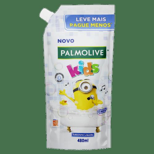 Sabonete Líquido Palmolive Minions Sachê 480Ml
