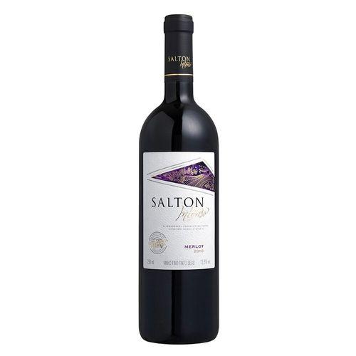 Vinho Nacional Tinto Merlot Salton Intenso 750Ml