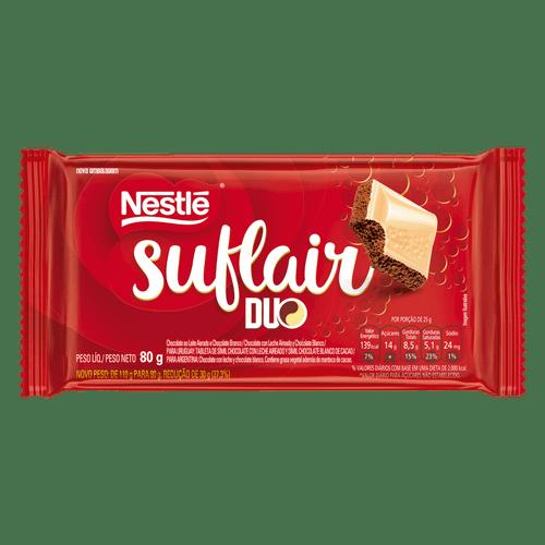Chocolate Duo Suflair 80G