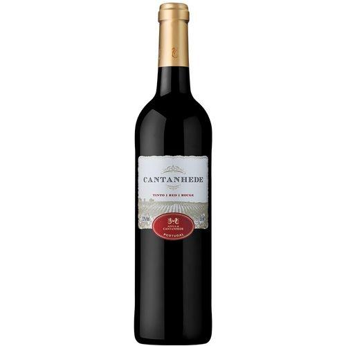 Vinho Português Tinto Cantanhede 750Ml