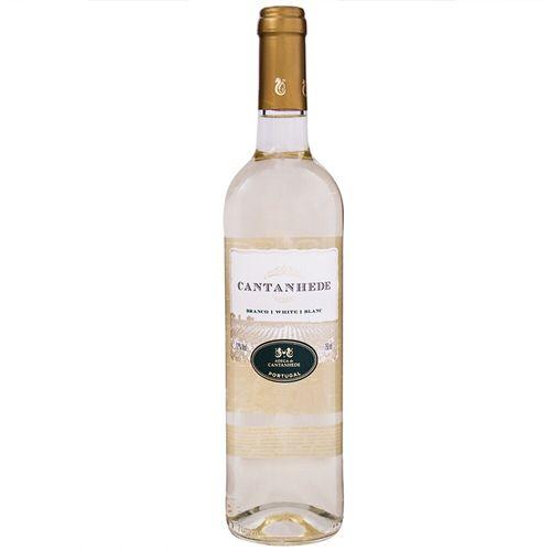 Vinho Português Branco Cantanhede 750Ml