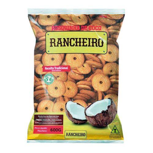 Rosquinha de Coco Rancheiro 600G