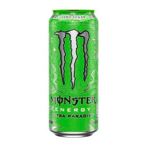 Energético Sem Açúcar Ultra Paradise Monster 473Ml