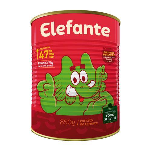 Extrato de Tomate Elefante lata 850G