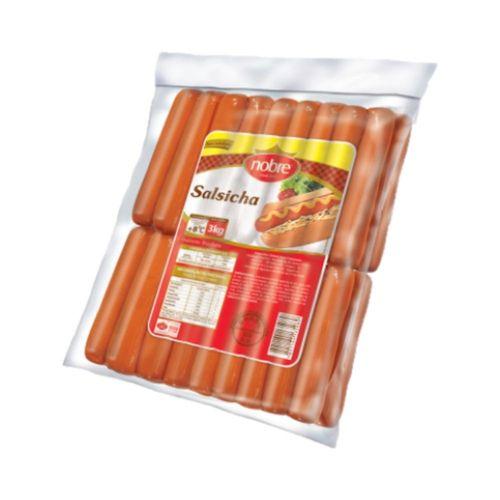 Salsicha para Hot Dog Nobre 3Kg