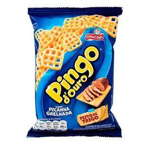 Salgadinho sabor Picanha Pingo de Ouro 90G